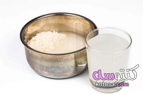 فوائد ماء الأرز العديدة والمتنوعة - منتدى كنتوسه kntosa.com_21_21_162