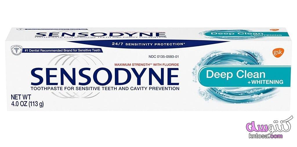 أنواع معاجين أسنان سنسوداين kntosa.com_21_21_163
