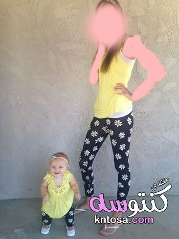 eda70c472 احلى ملابس ازياء اطفال تجنن اوى احلى ملابس اطفال مع امهاتهم 2019  kntosa.com_22_19_154