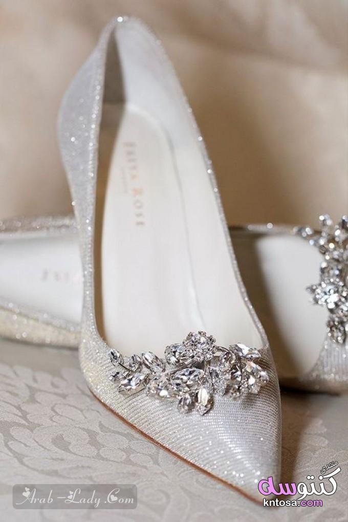 774b275a8 صيحات أحذية عروس 2019الأكثر رواجاً 2019 kntosa.com_22_19_154