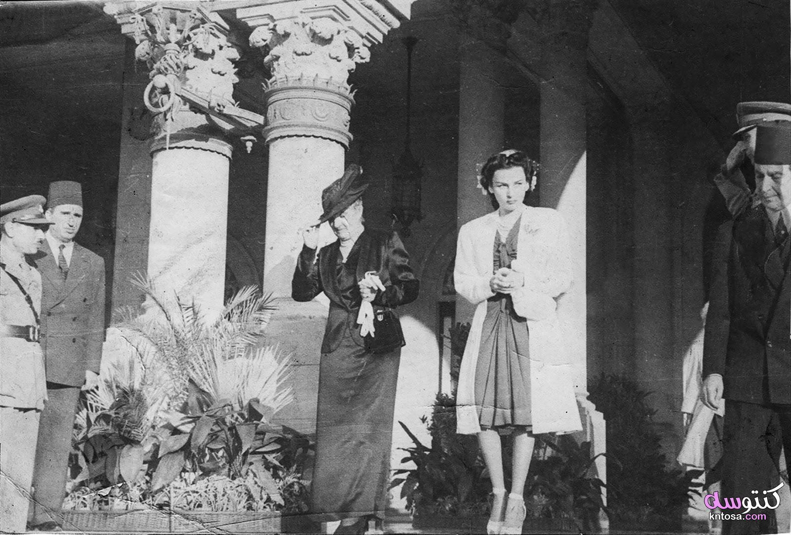 أميرة مصر وإيران فوزية التي خسرت لقبها مرتين kntosa.com_22_19_156
