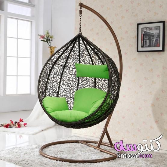 كرسي أرجوحة لغرفة نوم،كرسي أرجوحة ايكيا ،كرسي مرجيحه ايكيا ،كرسي ارجوحه معلق kntosa.com_22_19_157