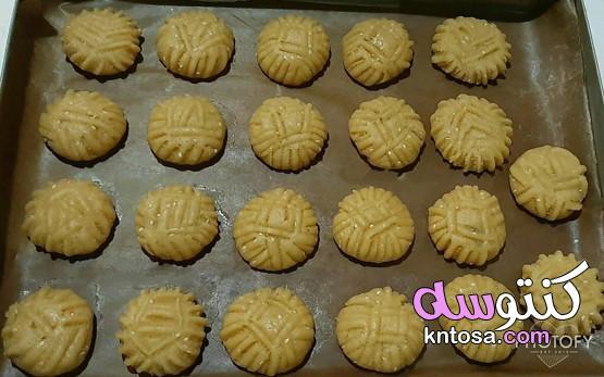 الكحك البيتى بطرق و أشكال مختلفة،افكار نقش الكعك بدون منقاش kntosa.com_22_20_159
