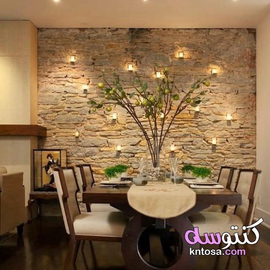 ورق الحائط المجسم بشكل الأحجار،ورق جدران حجر بني،ورق حائط طوب 2020 kntosa.com_22_20_159