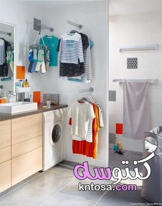 شقة صغيرة: 11 طريقة ذكية لتعليق الغسيل kntosa.com_22_21_161