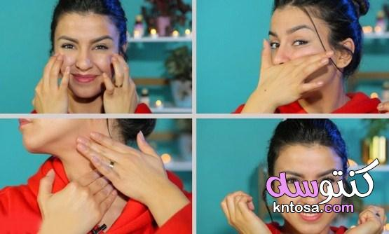 تمارين لشد الوجه kntosa.com_22_21_162