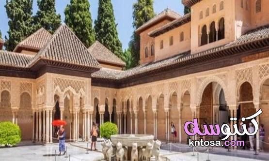 اين يوجد قصر الحمراء وأقسامه من الداخل kntosa.com_22_21_162