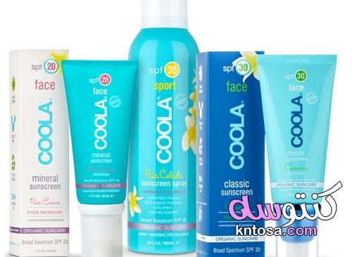 أنواع منتجات كولا- Coola للعناية بالبشره kntosa.com_22_21_162