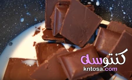 كيكة الشوكولاته بدون بيض،كيك اقتصادي، طريقة عمل كيكة الشوكولاته بدون بيض وحليب،كيك الشوكولاتة