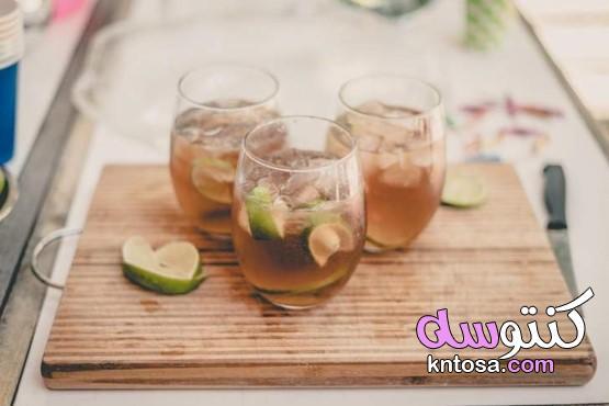 كيفية صنع الشاي المثلج المثالي في المنزل