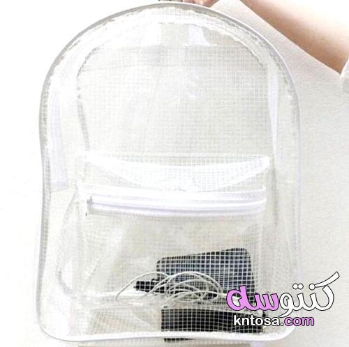 كولكشن جديد من حقائب اليد الشفافة موضة 2022 ،شنط شفافه انستقرام kntosa.com_23_21_162