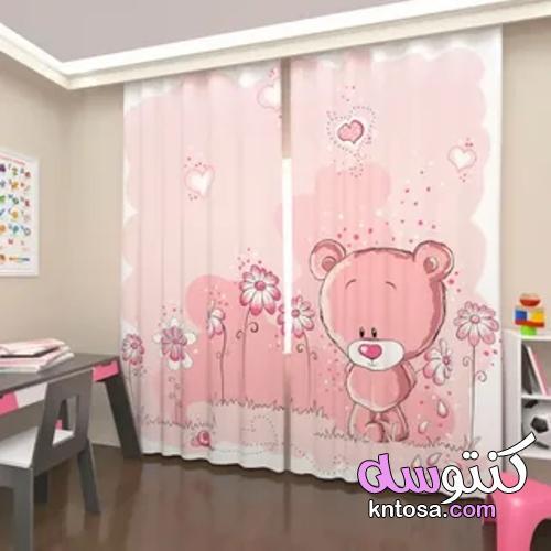 ستائر غرف اطفال مودرن 2021 / منتدى كنتوسه kntosa.com_23_21_162