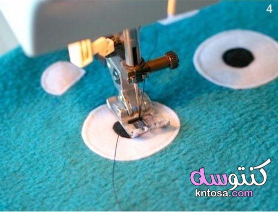 كيف تصنع دمية بنفسك,بالصور كيفية صنع دمية سهلة,طريقة خياطه دمية للاطفال بالصور kntosa.com_24_19_156