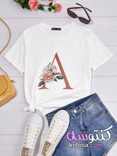 كولكشن صيفي لملابس الصبايا 2021 , ملابس صيفية للصبايا 2021 kntosa.com_24_21_161
