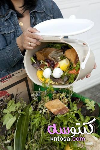 امنح حياة ثانية لفضلات الطعام، كيف تصنع سماد من بقايا الطعام kntosa.com_24_21_162