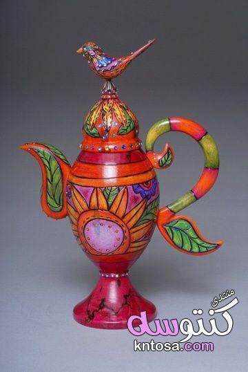 اباريق شاى غريبة جدا,اغرب براريد شاي,غلايات شاي عجيبةباشكال غريبة,اغرب انواع واشكال ابريق الشاي kntosa.com_25_18_154