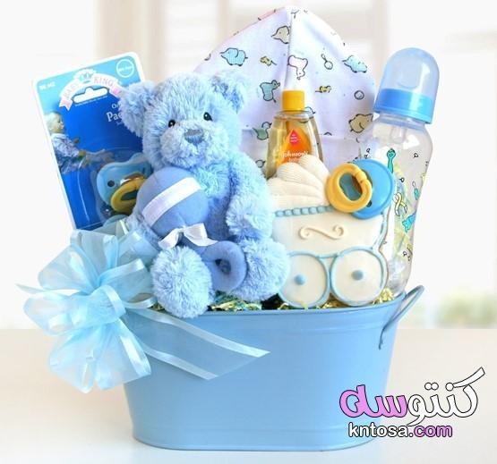 فكرة هدية لمولود مع طريقة تقدمها،فكرة لهدية بيبى،أفكار لهدايا مبتكرة للمواليد الجدد