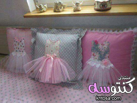 ديكورات مخدات رائعة ,وسائد للانتريه والسرير ,pillows For the bed,اجمل واشيك مخدات كنب قمة الفخامة kntosa.com_26_18_154