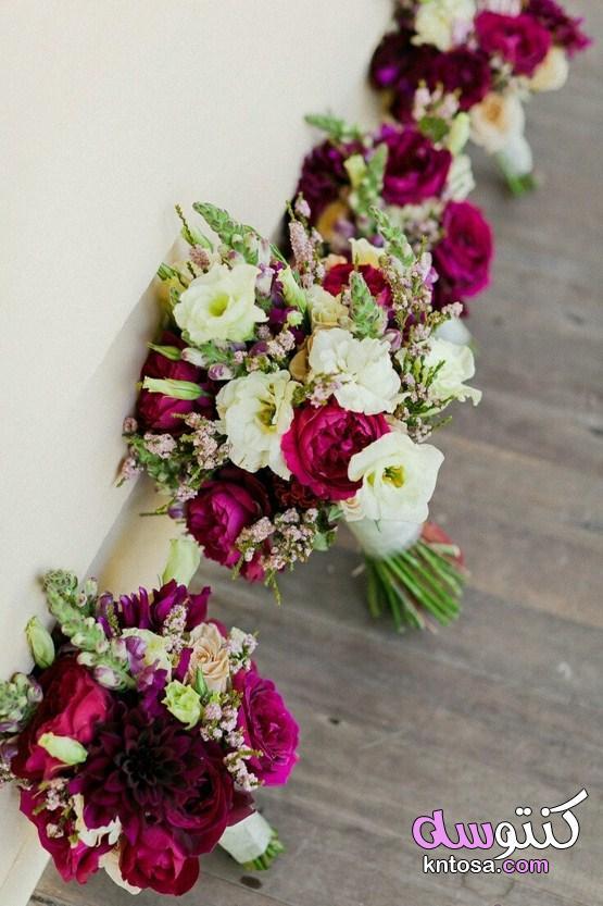 ورود العروس يوم الزفاف،بوكيه ورد العروس,اجمل ورود للعروس,صور بوكيه ورد للعروسه جميله 2020 احلى بوكية kntosa.com_26_19_156
