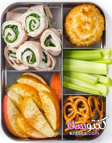 وجبات صحية للاطفال بالصور,وجبات مدرسية صحية للاطفال, افكار فطور صحي للمدرسه kntosa.com_26_19_156