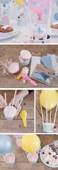 أفكار جديدة لإعداد حفل عيد ميلاد طفلكِ في المنزل،تخطيط حفلة أول عيد ميلاد لطفلك افكار متنوعة بالصور