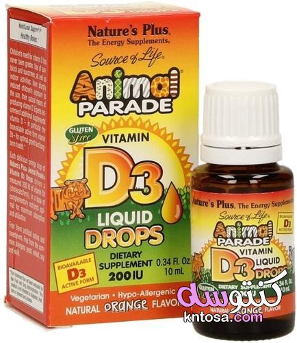 أفضل 10 مكملات فيتامين د .. متوفرة بالصيدليات
