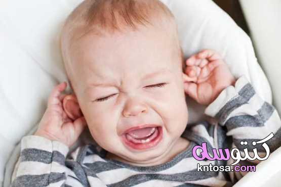 التهاب الأذن الوسطى للرضع.. أعراض وأسباب وطرق العلاج 2020 kntosa.com_27_20_158
