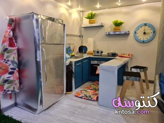 كيف تصمم منزلاً صغيراً للعب الأطفال،بالصور أفكار لتصميم بيت لهو للأطفال في حديقة المنزل بأشكال روعه kntosa.com_27_21_161