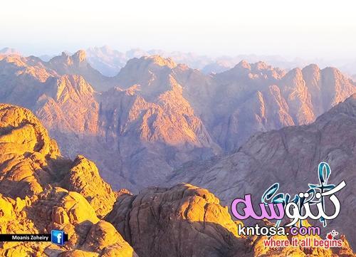 بالصور شروق الشمس علي أرض سيناء ... kntosa.com_27_21_162