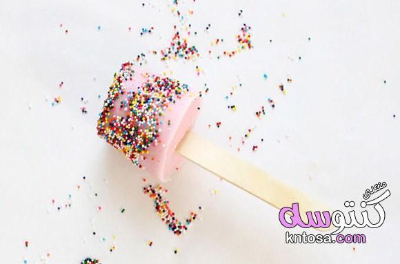 مصاصات الزبادي,مصاصات الزبادي المثلجة بالصور,طريقة عمل مصاصات الزبادي المثلجة,حلويات الأطفال2019 kntosa.com_28_19_154
