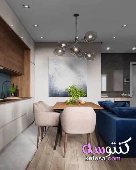 مطبخ مفتوح على غرفة الجلوس , تصميم مطبخ صغير مفتوح على الصاله,موديلات مطابخ مفتوحه على الصاله kntosa.com_28_19_156