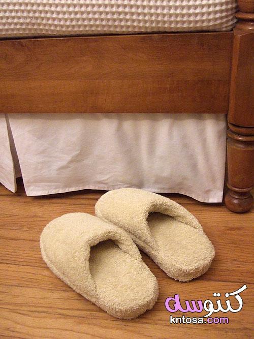 طريقة عمل شبشب قديم من منشفة الحمام، صنع شبشب في المنزل، كيفية صنع حذاء في المنزل2020