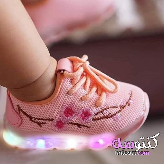كوتشي اطفال بناتي،احذية اطفال بنات 2020،كوتشيات اطفال ولادي 2020 روعه kntosa.com_28_20_159
