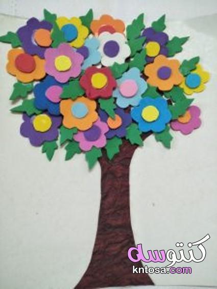 اعمال فنية من الفوم الملون kntosa.com_28_20_160