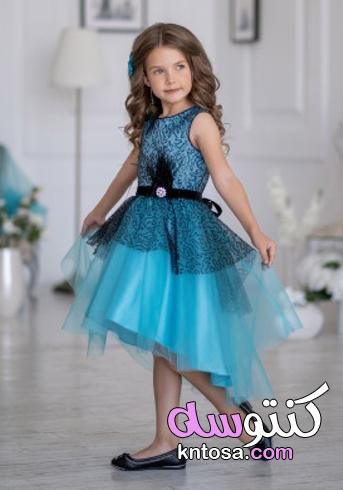 فساتين اطفال سن 10 سنوات افراح 2022 kntosa.com_28_21_162