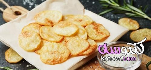 طريقة عمل البطاطس المقرمشة في الميكرويف kntosa.com_29_21_162