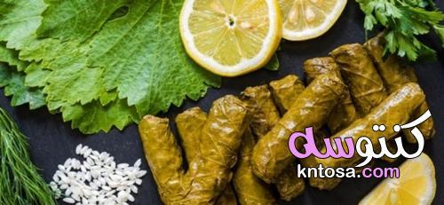 إزاي تفرقوا بين ورق التوت وورق العنب kntosa.com_29_21_162