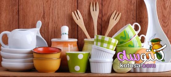 ترتيب المطبخ من الداخل,نصائح منزلية لتسهيل الاعمال اليومية,افكار لتنظيف المطبخ بالصور kntosa.com_30_19_156