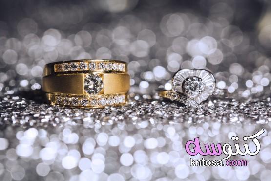 اجمل دبل خطوبة عام 2020،اجمل تشكيلة موديلات دبل خطوبة من ذهب لازوردى لاحلى عروسة،اشكال دبل خطوبة