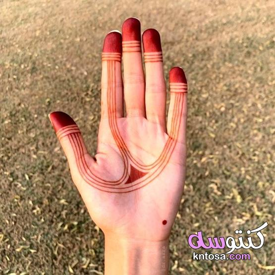 القدرة على إنتاج نقوش رائعة بالحناء،رسومات حنة على الجسم للعروسة kntosa.com_30_21_162