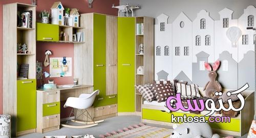 غرف نوم اطفال مودرن 2021 كاملة منتدى كنتوسه kntosa.com_30_21_162