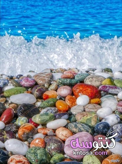 اشكال الاحجار الكريمه في الطبيعه,احجار البحر الكريمة,احجار البحر الاحمر,احجار كريمة خام,احجار ملونه kntosa.com_31_19_155