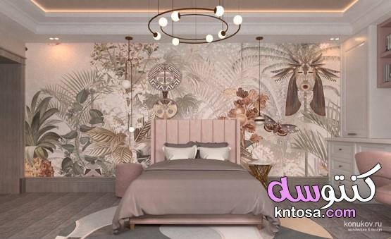 اوض نوم 2021 كاملة، أحدث غرف نوم مودرن 2021 kntosa.com_31_21_161