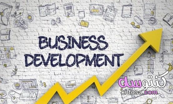 ما هي وظيفة تطوير الأعمال | أشهر 5 استراتيجيات لتطوير الأعمال kntosa.com_31_21_162