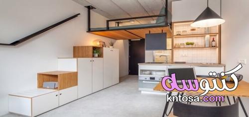 أفكار لتنظيم شقة صغيرة